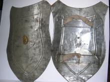 Oddfellows ceremonial shields