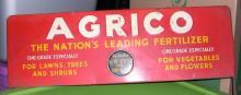 Sign Agrico Fertilizer